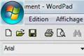 Formation Windows : WordPad