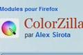 Tuto Module Firefox : Colorzilla