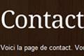 Formation Formulaire de contact en PHP